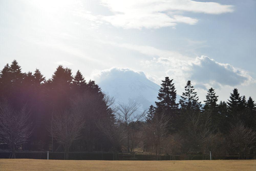 富士山レーダーー3