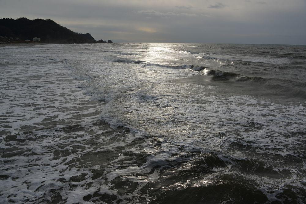 冬の海-1