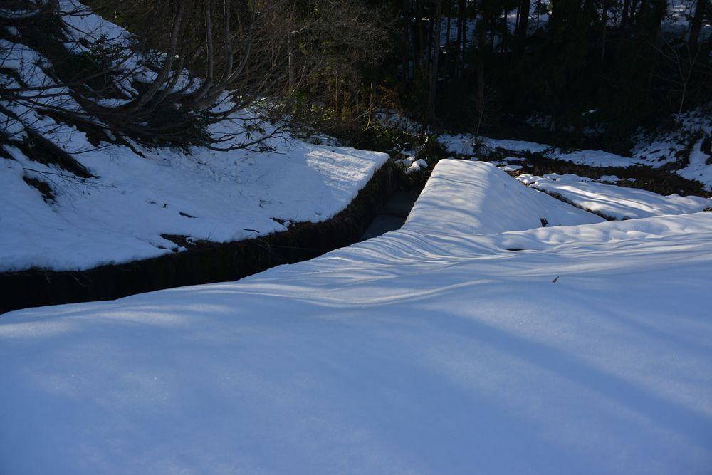 雪の景色-3
