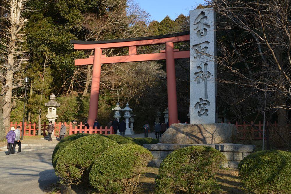 香取神宮-2