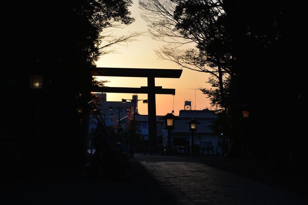 鹿島神宮-9