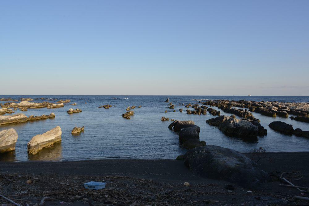 千倉の海岸-6