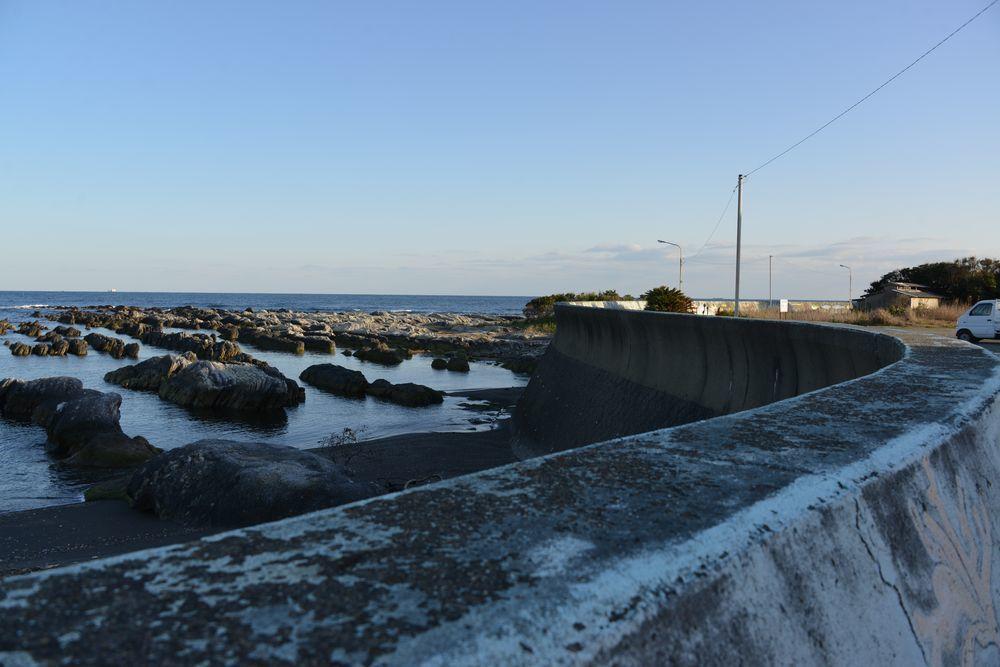 千倉の海岸-7
