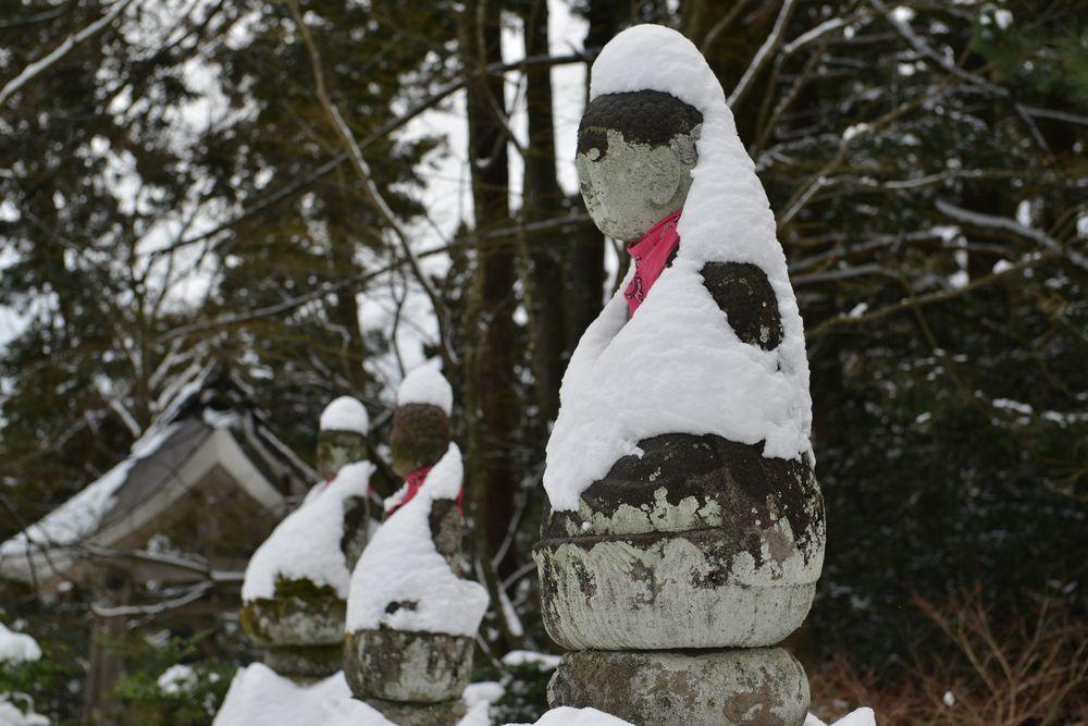雪の国上寺-1