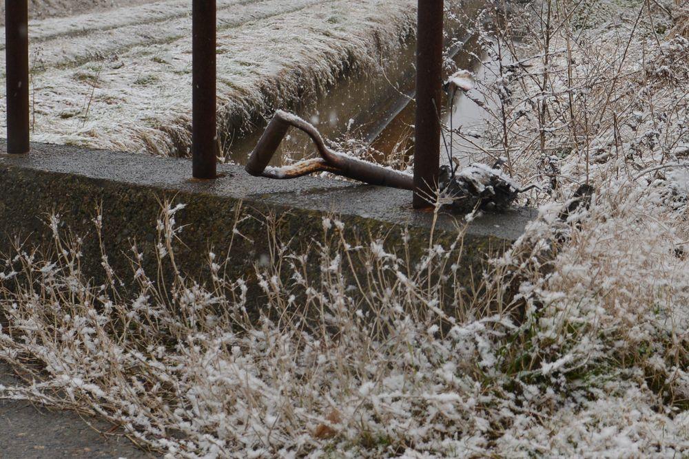 雪降る-3