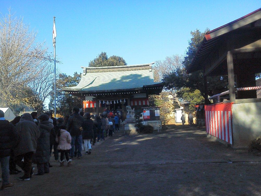 F1000008初詣1月1日岡氷川神社