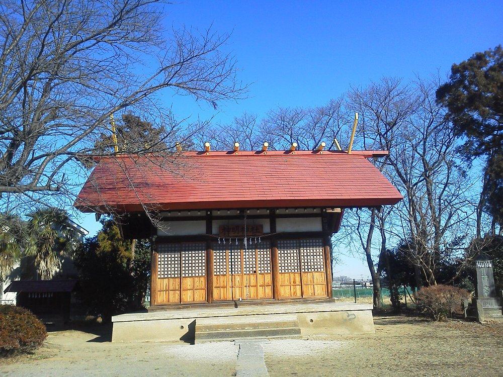 F1000033初詣1月4日田島神明神社