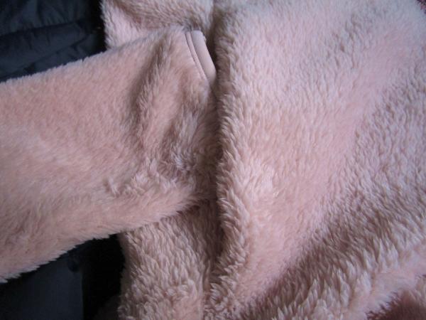 ユニクロ ファーリーフリースフルジップジャケット ポケットy (2)
