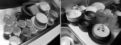 食器全出し6(今使っているか、もうすぐ使うもの)