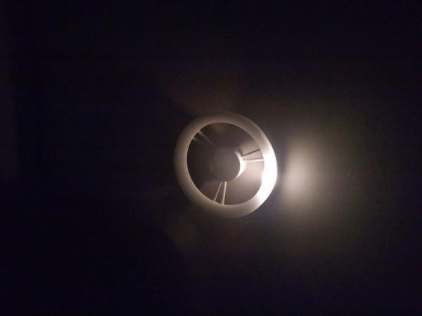 寝室 照明マメ球 LEDコイズミ