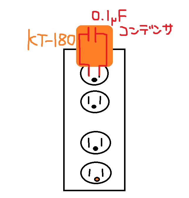 KT180の内部 20181222
