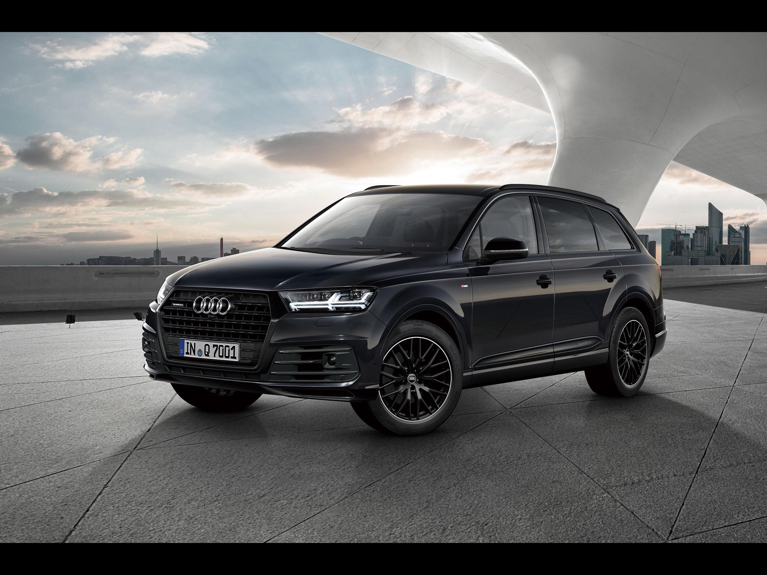 Audi Q7 Black Styling 2019 アウディに嵌まる 壁紙画像ブログ