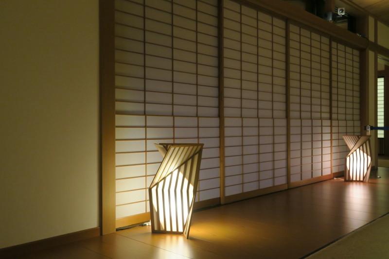 行燈の廊下2