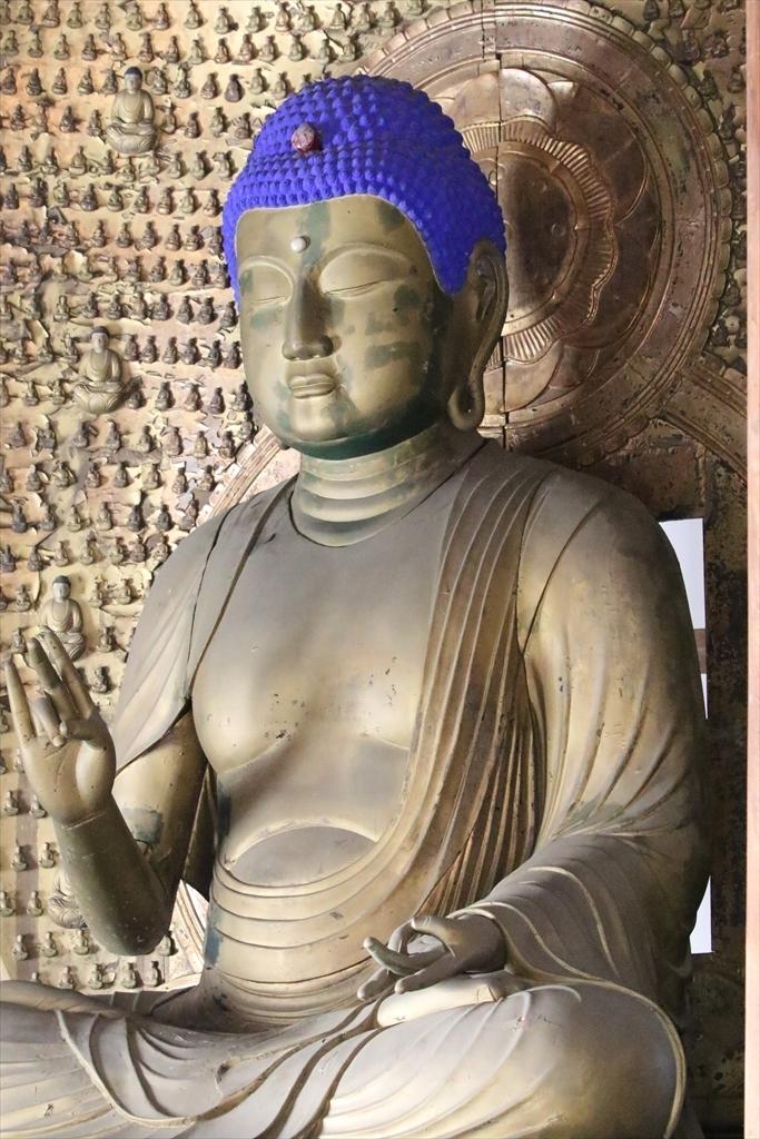 下品堂(げぼんどう)と木造阿弥陀如来坐像(3躯)_9