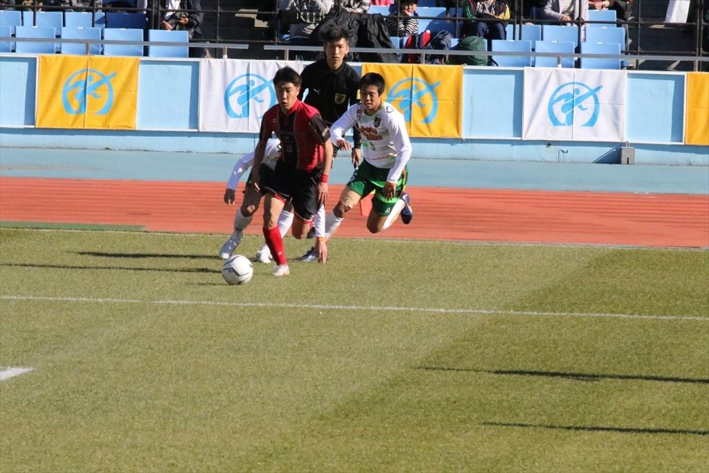 青森山田の猛攻に対する矢板中央の反攻_4