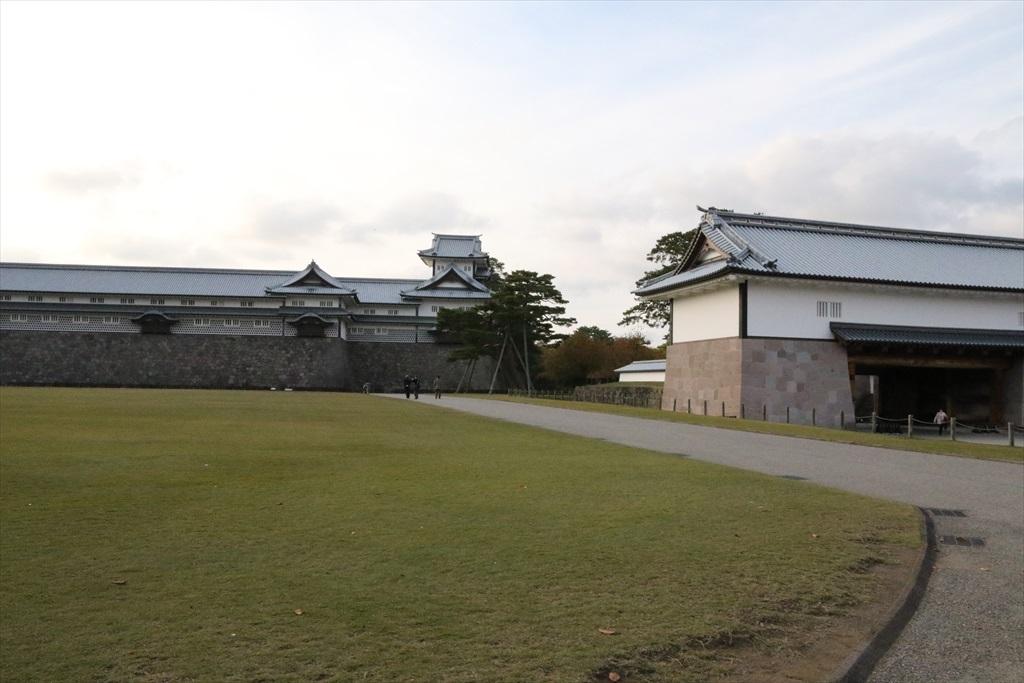 橋爪門と菱櫓_2
