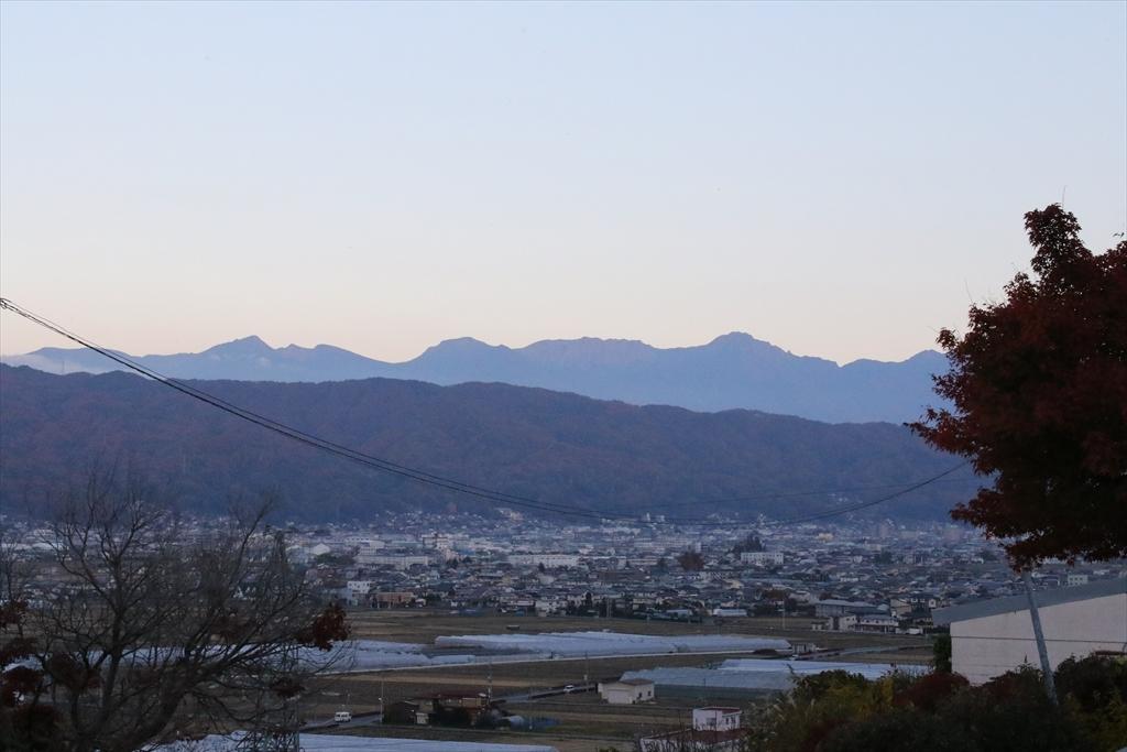 諏訪湖と八ヶ岳を見て_4