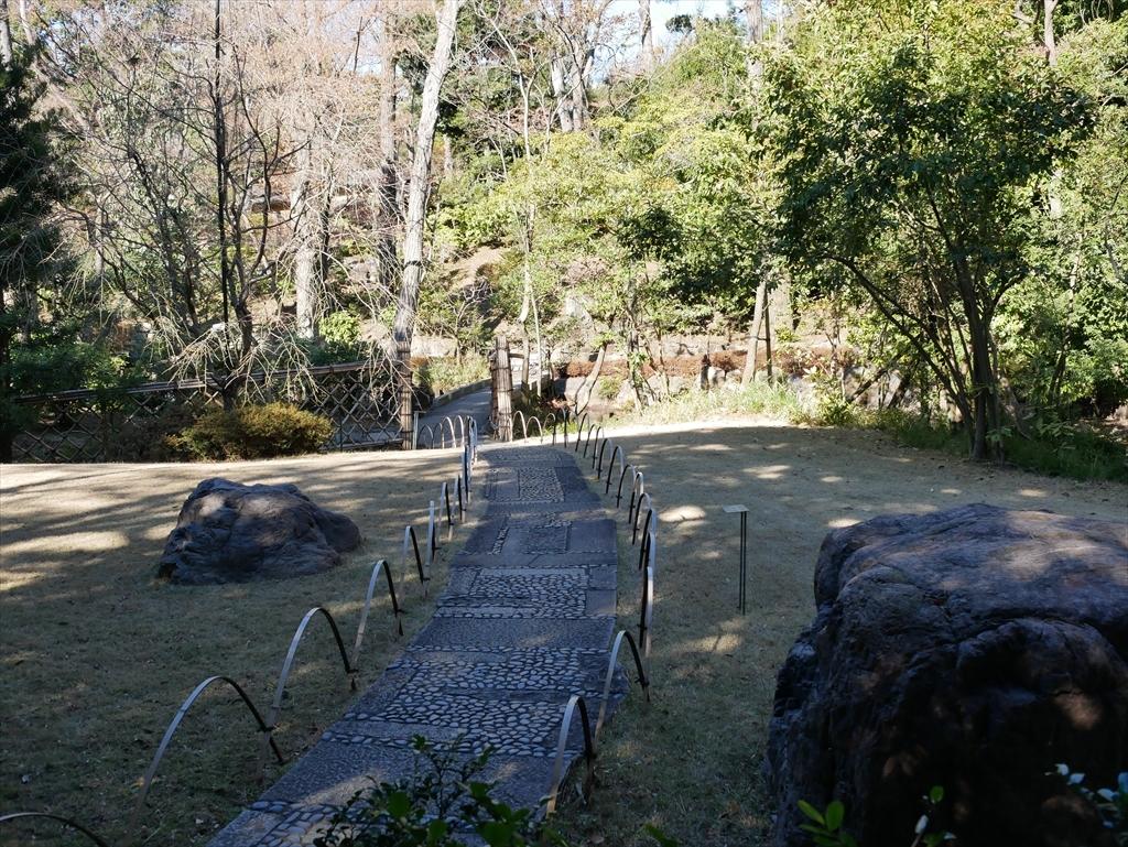 池を渡る橋_3