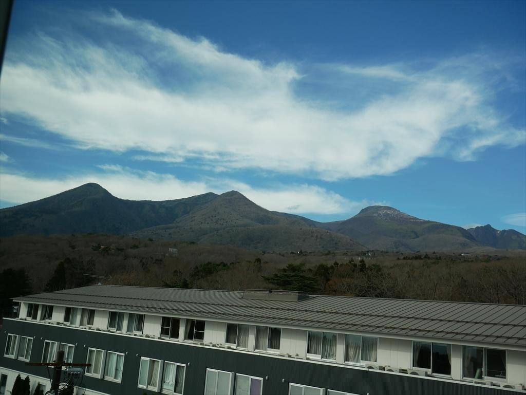 ホテルからの眺望…到着時の様子_2