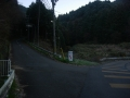 190104国道を離脱し長滝~福住方面へ
