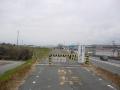 190106山城大橋を渡り、右岸を戻る