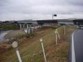 190126大和川対岸は御所・高田方面からのおなじみの道