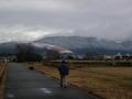 190126若草山方面の雪
