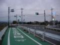 190209自転車道を離れ、右へ