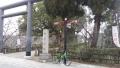 190209郡山城址と柳澤神社