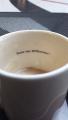 190211タリーズのカップのメッセージ