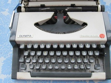 Small typewriter