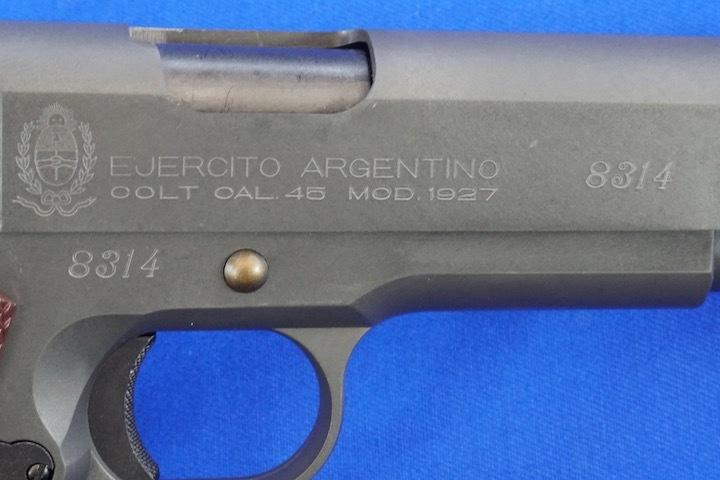 MGCアルゼンチンアーミー4