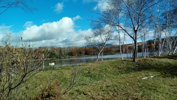 バラギ湖畔キャンプ場です。
