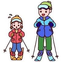 親子スキー