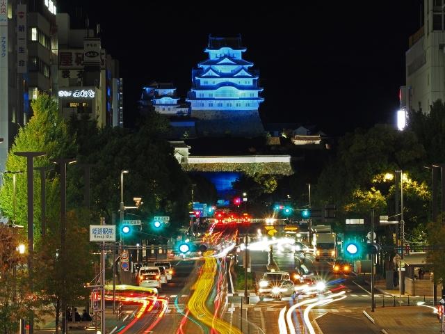 181114姫路城①