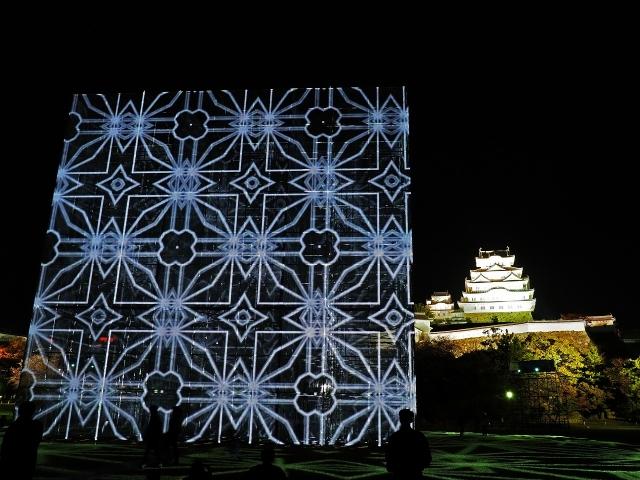 181116姫路城1