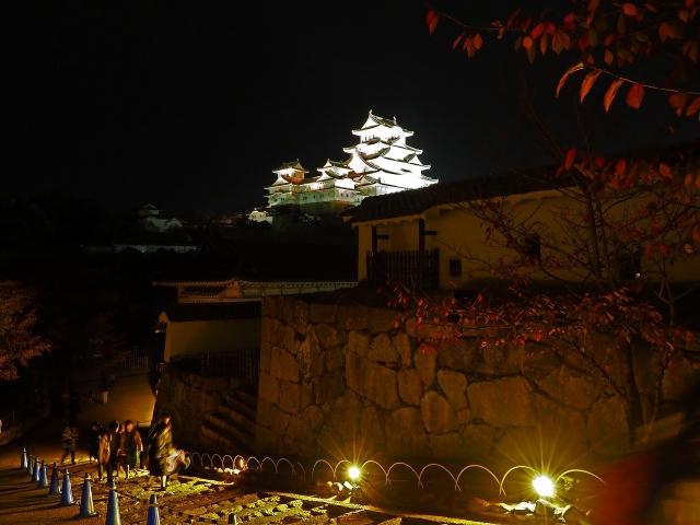 181116姫路城18