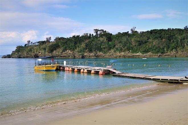 201812沖縄旅行_伊計島ビーチ(2)