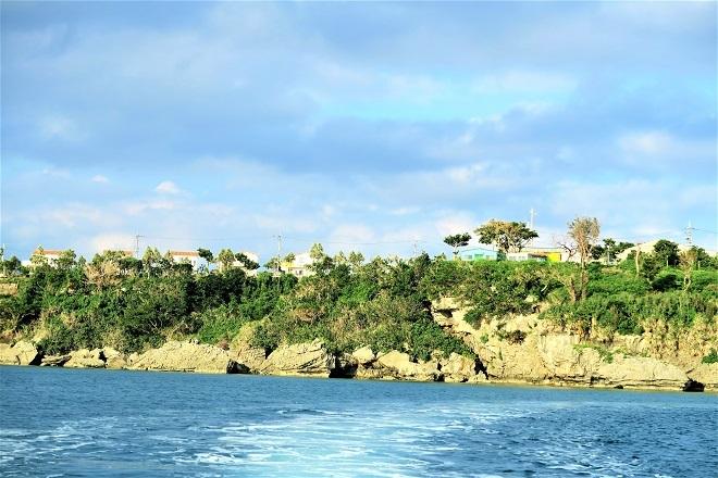 201812沖縄旅行_伊計島ビーチ(4)