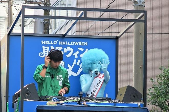 2018カワサキハロウィン パレード(1)