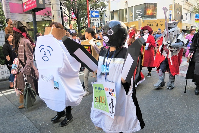 2018カワサキハロウィン パレード(9)