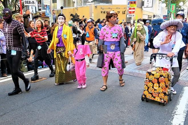 2018カワサキハロウィン パレード(10)