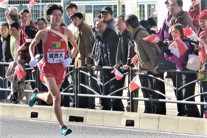 2019箱根駅伝(14)