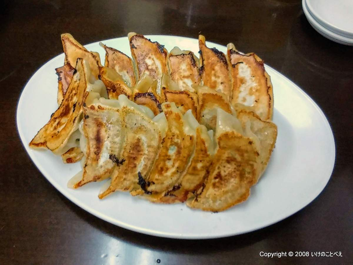 餃子の満州亭