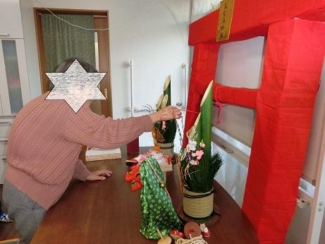 みなみ神社初詣H31年