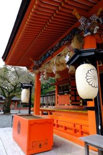 13浅間大社拝殿