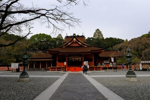 14浅間大社拝殿全景