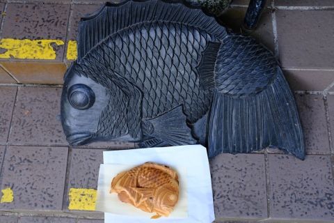 36世界一の鯛焼き