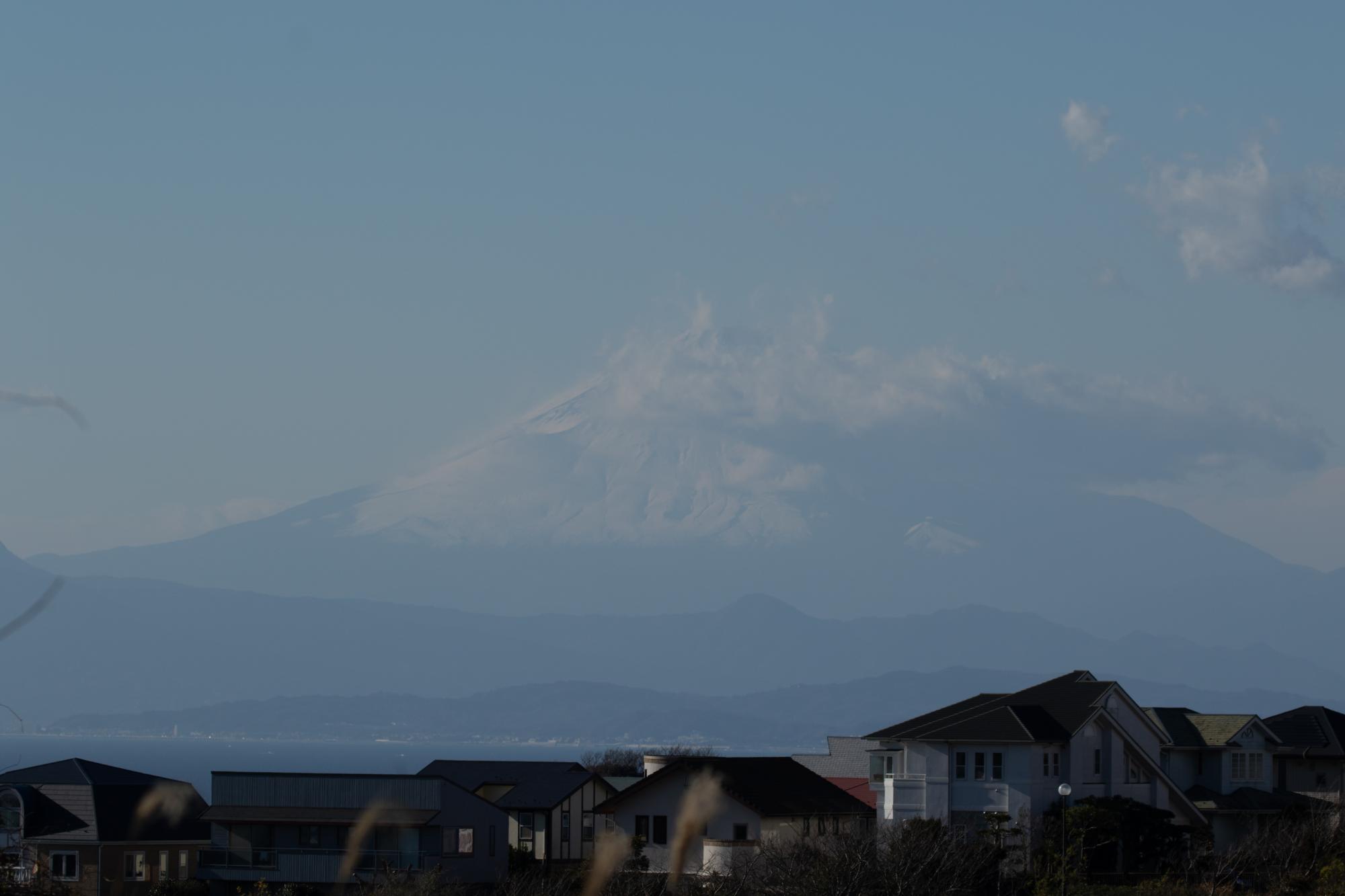 20181219-富士山