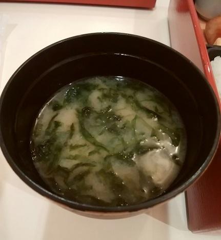 ペトレア お味噌汁